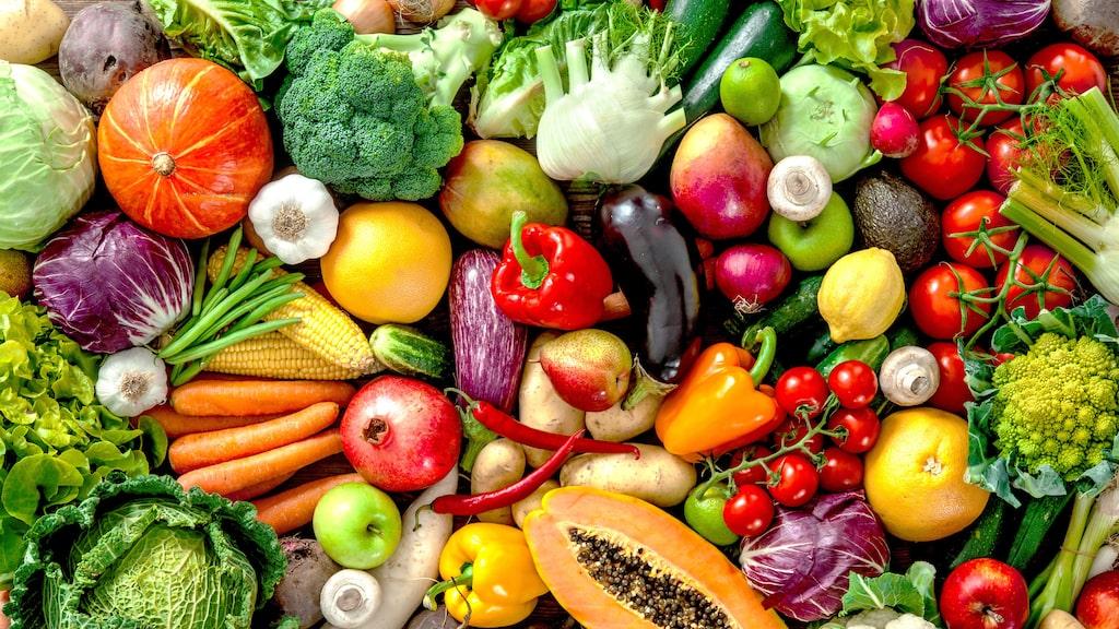 Jag hatar grönsaker – vad kan jag äta i stället?