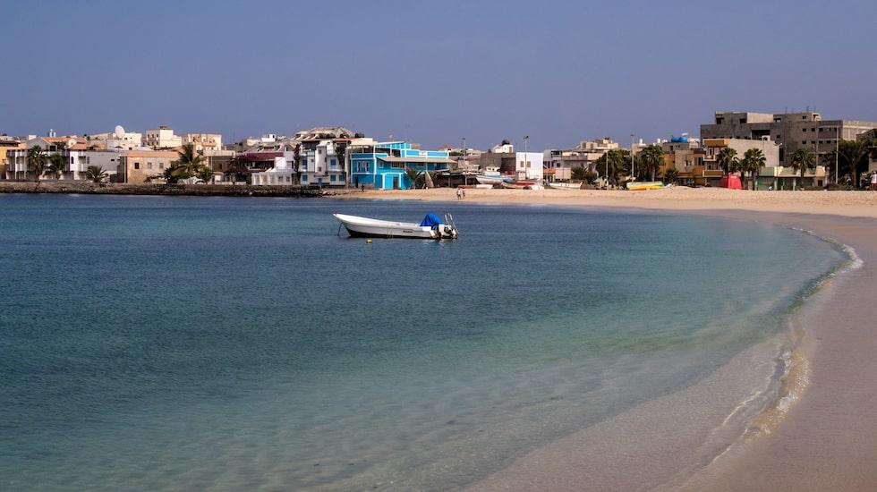 Huvudorten på Boa Vista heter Sal Rei.