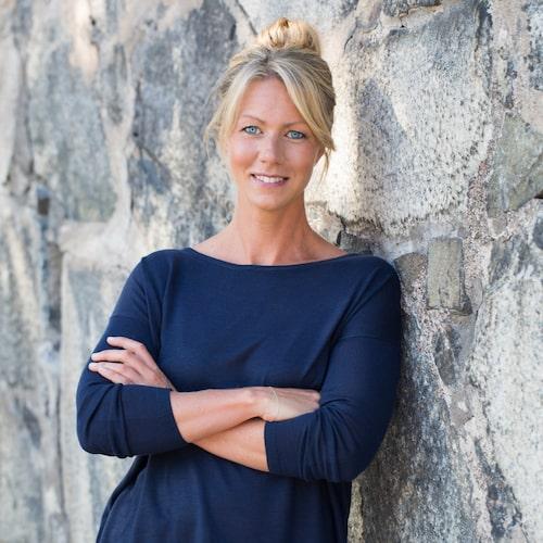 Kristina Andersson.