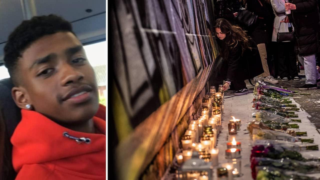 Marlon, 18, sköts till döds i Malmö – vännerna i sorg