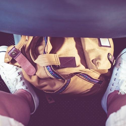 Att flyga i shorts kan uppfattas som otrevligt av dina medpassagerare. Men det kan också bli obehagligt kallt för dig.