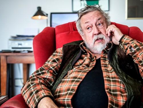 Leif GW Persson är helt klart den kändis som vi helt skulle vilja dricka öl tillsammans med.