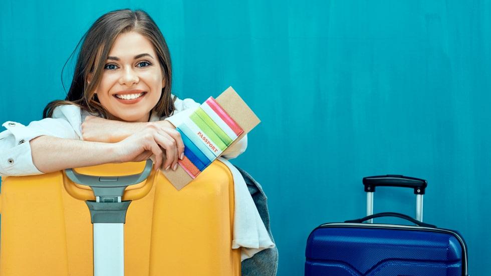 Brukar du packa med extra ombyte kläder i handbagaget?