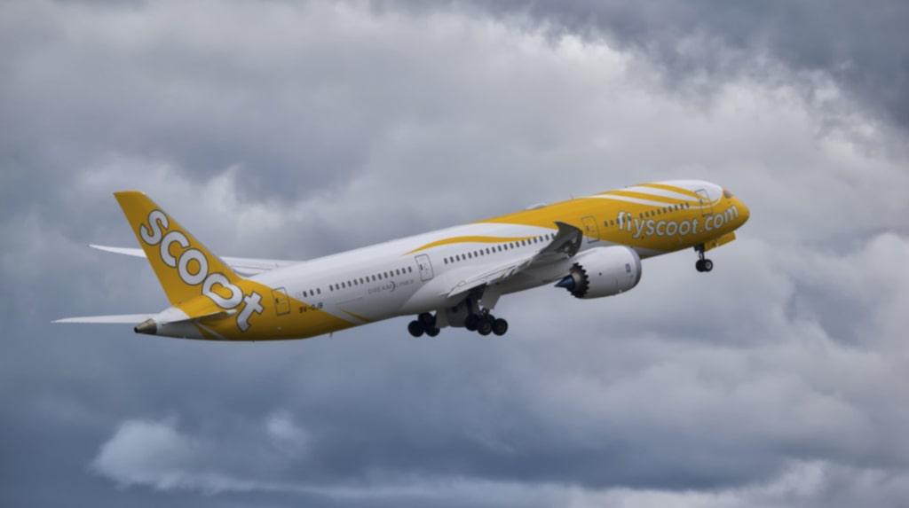 <p>Scoot, som är Singapore Airlines lågprisbolag, kommer börja flyga sträckan Singapore-Aten.</p>