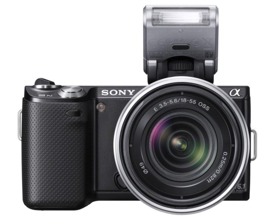 Sony NEX-5N.