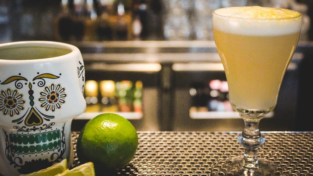 På elfte plats återfinns den enda svenska drinken, Tequilini, som går att beställa på Eatery Social Taqueria i Malmö.