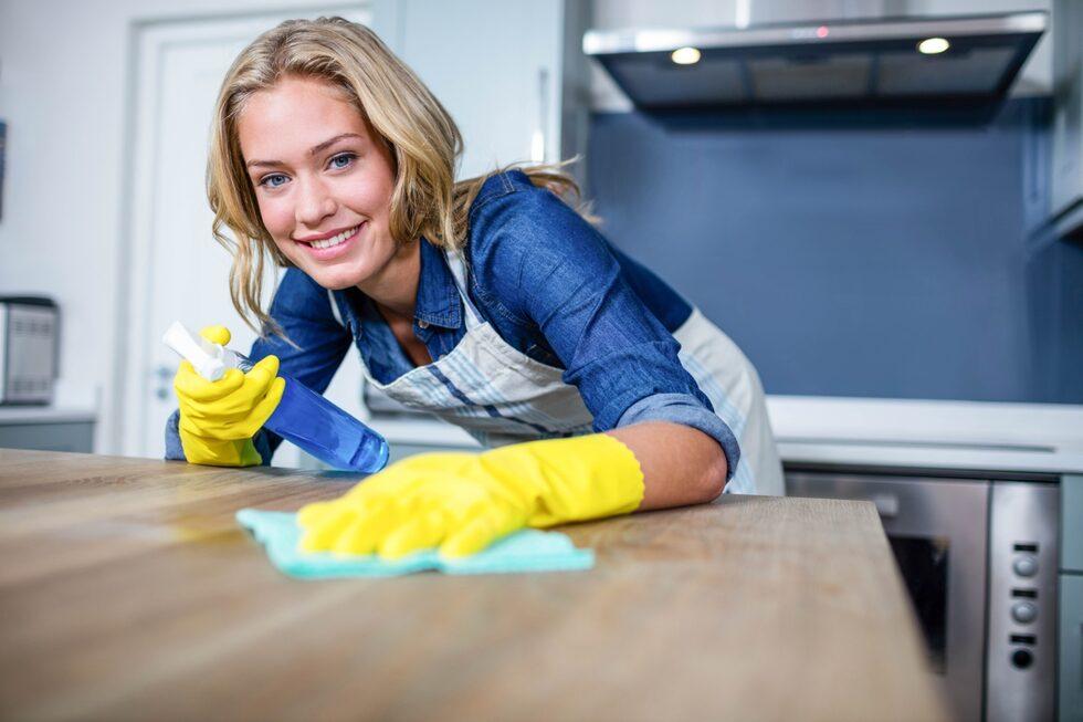Hur noga städar och rengör du egentligen ditt kök?