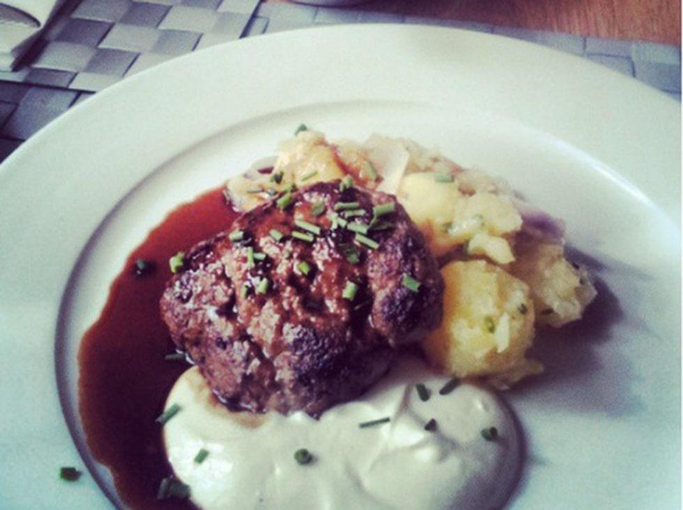 Den Småländska kolonin vill bjuda besökarna på en svensk kulinarisk matresa.