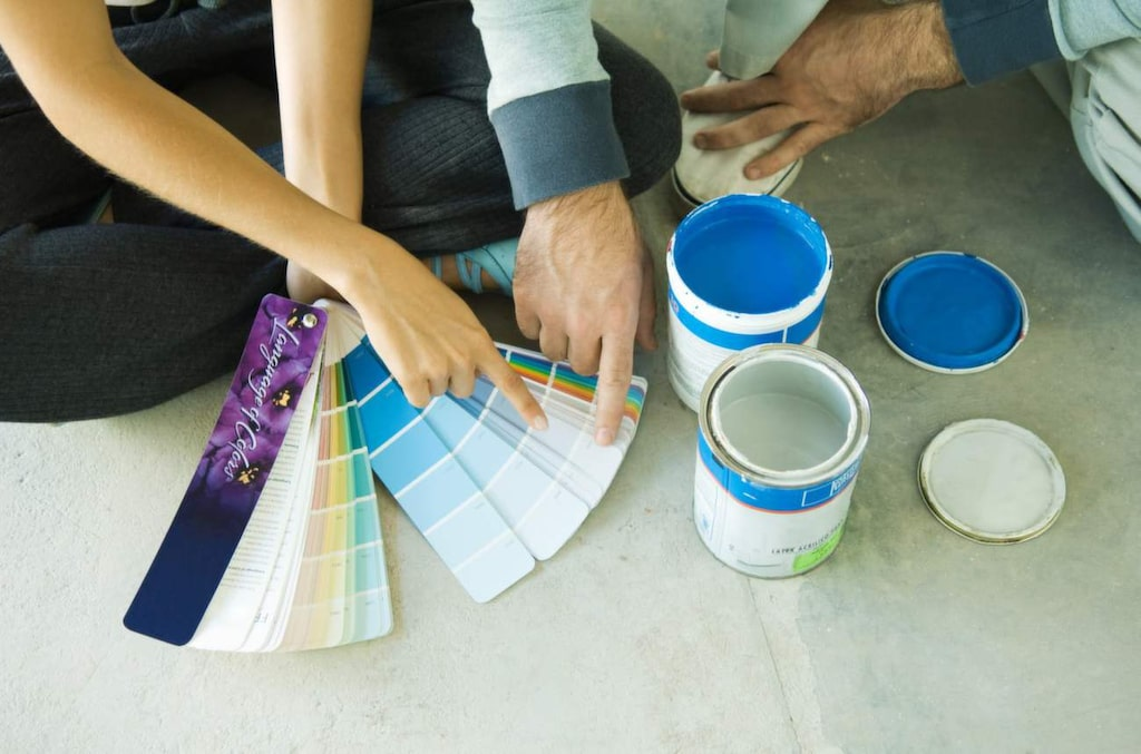 Lite färg bryr sig nog inte föreningen om, men ska du göra större saker är det bäst att kolla vad du har att förhålla dig till.