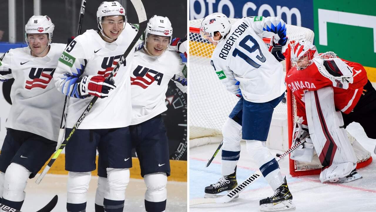 Kanada krossat efter målvaktens misstag