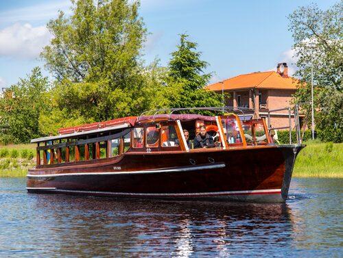 Båtbuss, bästa sättet att uppleva Karlstad!