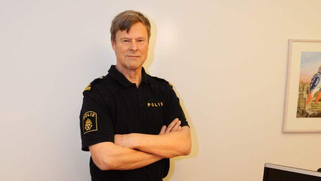 Samuel Sköldö, ALLT OM BILARS trafikpolis.