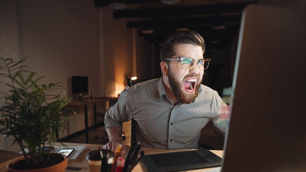 Enligt forskning från Iowa State University dör arga personer före lugna.