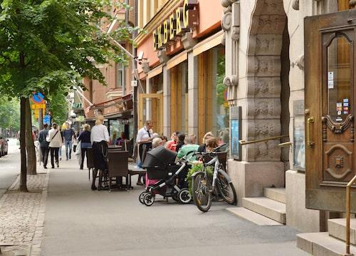 Ekberg är Finlands äldsta konditori.