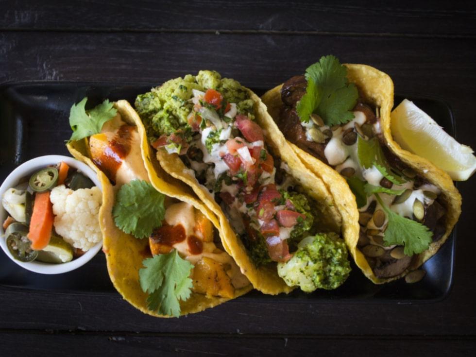 Testa riktigt god vegansk mat hos Gracias Madre.