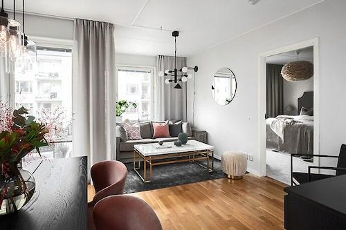 Biancas gamla lägenhet är nu såld.