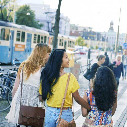 Det finns bara EN aveny i Sverige.