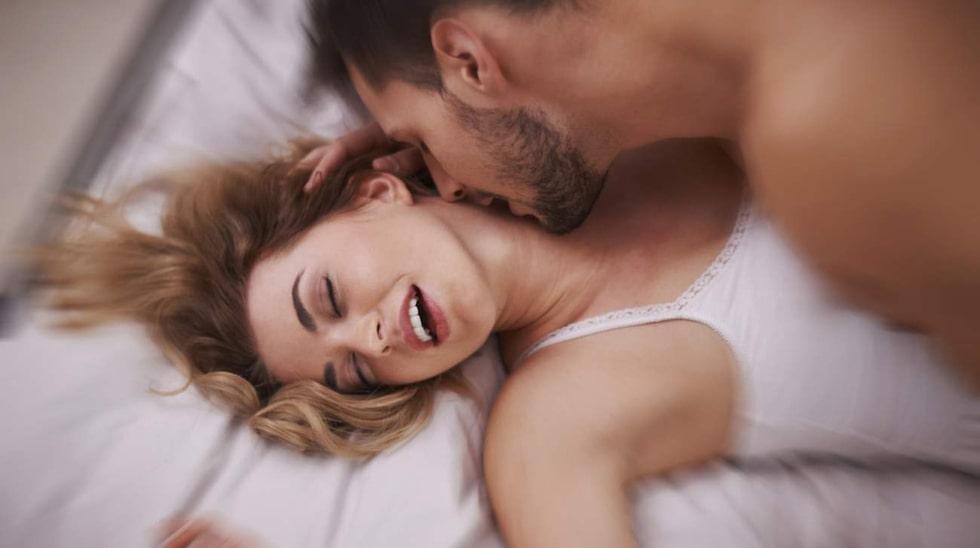 Sexställningen kan spela roll i jakten på orgasm.