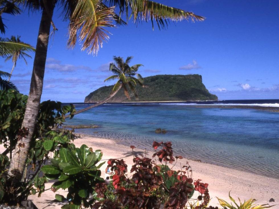 Samoa – två stora och ett antal pyttesmå öar i Stilla havet mittemellan Hawaii och Nya Zeeland.