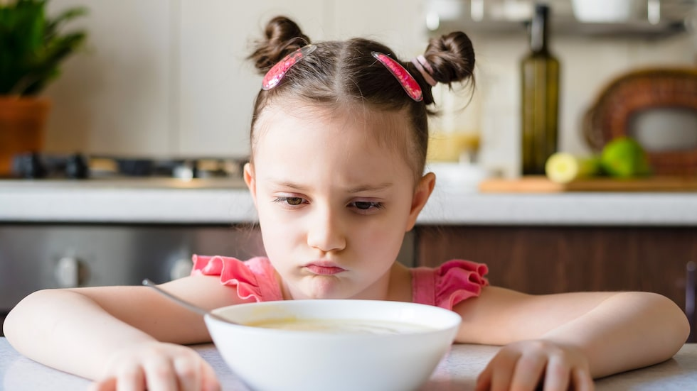 Kräsna barn gör ofta föräldrar oroliga.