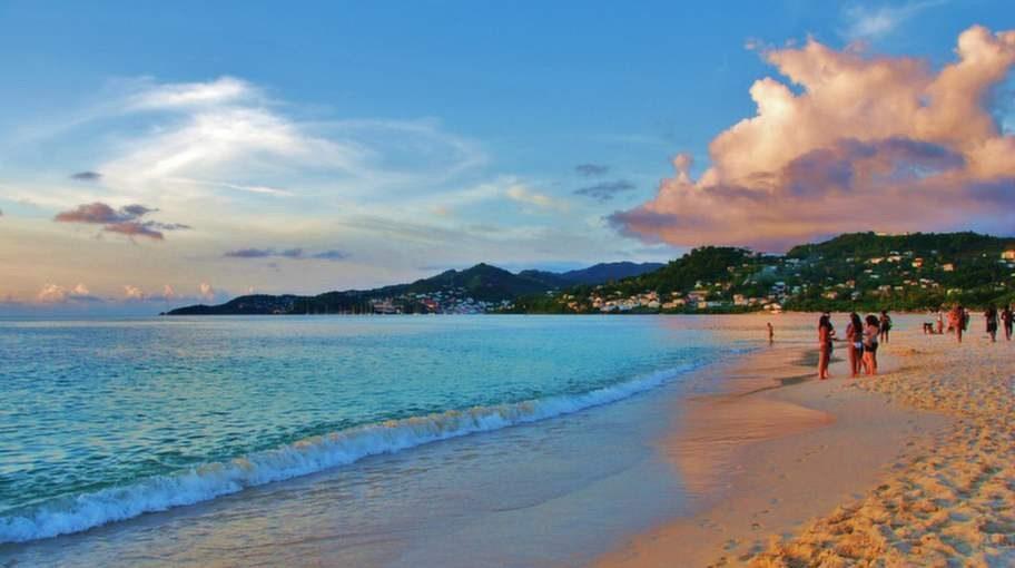 Grand Anse, Grenada.