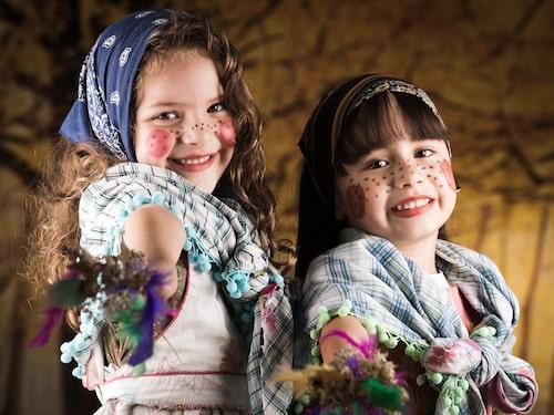 Gå påskkärring är en vanlig och rolig aktivitet för barn på skärtorsdagen.