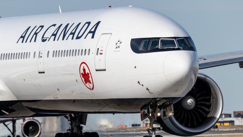 Nu blir hälsningar ombord på Air Canada könsneutrala.