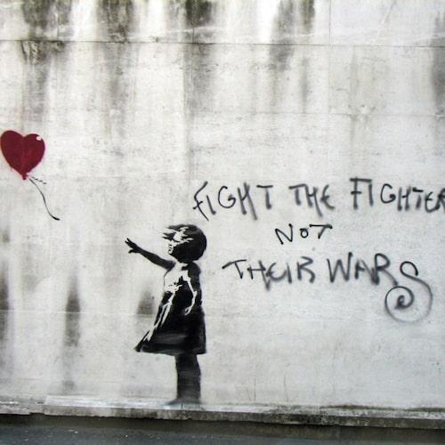 I sommar visar berömda konstnären Banksy jätteutställning i Göteborg.