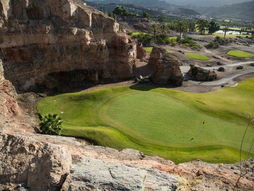 Anfi Tauro Golf, golf i världsklass.