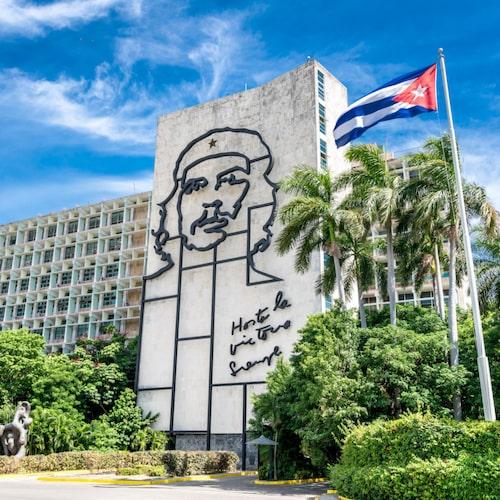 Upplev strandliv och spännande nutidshistoria i Havanna.