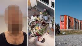Kvinnan ville skiljas – höggs ihjäl framför sina små barn