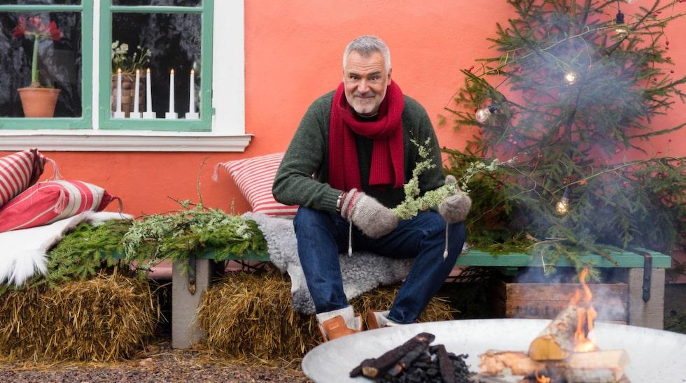"""<p>Ernst Kirchsteiger återvänder till flygeln på Gustafsviks herrgård i """"Jul med Ernst"""".<br></p>"""