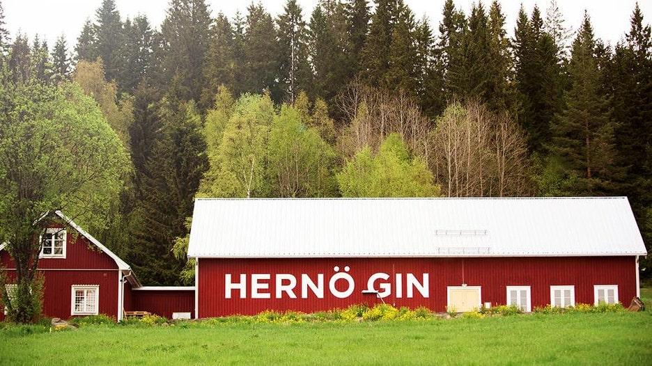 Hernö Gin har vunnit flera prestigefyllda internationella priser för sin hantverksgin.