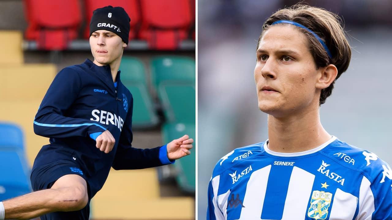 Officiellt: Talangen lämnar IFK Göteborg för Bröndby