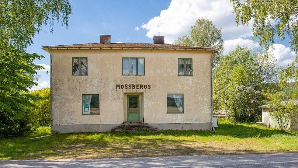 Mossbergs lanthandel ligger 15 minuters bilväg från Arvika.