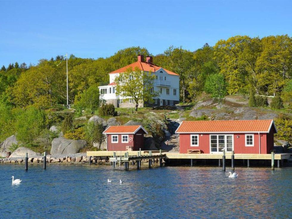 Havsörnsvägen, Tanum: 26 miljoner kronor.