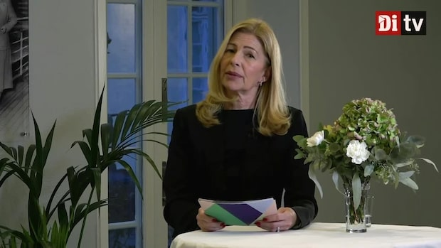 Mia Brunell Livfors om ordförandeskap i kristider