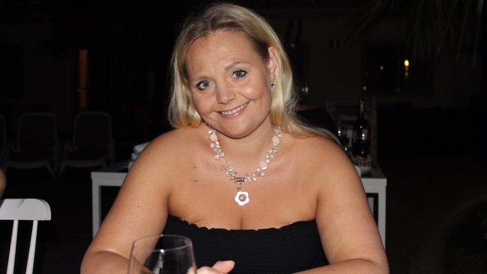 Louise i juli 2013.