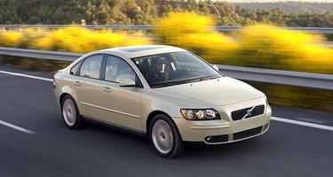 Volvo S40 (nya) - från 140 hk till 170.