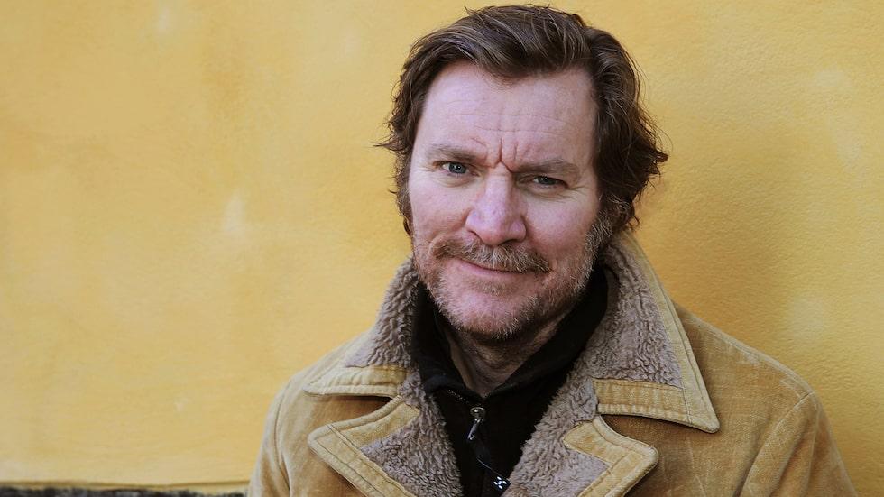 """Senaste spelade Magnus Krepper den hårdföre, intelligente spanaren Björn i SVT:s """"Innan vi dör""""."""