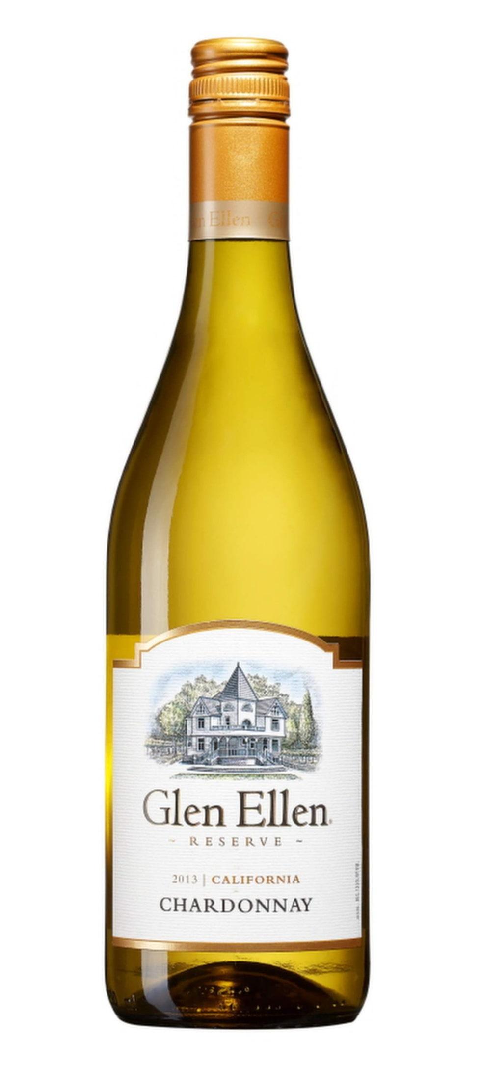 """Vitt vin<br><strong>Concannon Glen Ellen Chardonnay Reserve 2013</strong><br>(7046) USA, 61 kronor<br>Smakrikt och avrundat med toner av ananas, vanilj och citrus. Till en ljummen laxsallad med krämig citrondressing.<br><exp:icon type=""""wasp""""></exp:icon><exp:icon type=""""wasp""""></exp:icon><exp:icon type=""""wasp""""></exp:icon><exp:icon type=""""wasp""""></exp:icon><exp:icon type=""""wasp""""></exp:icon>"""