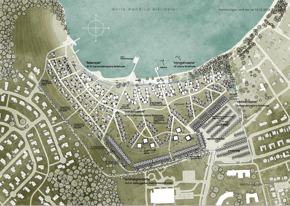 Lalandiaanläggning väntas etablera på området omkring nuvarande Folkets park och Varamobaden i Motala.