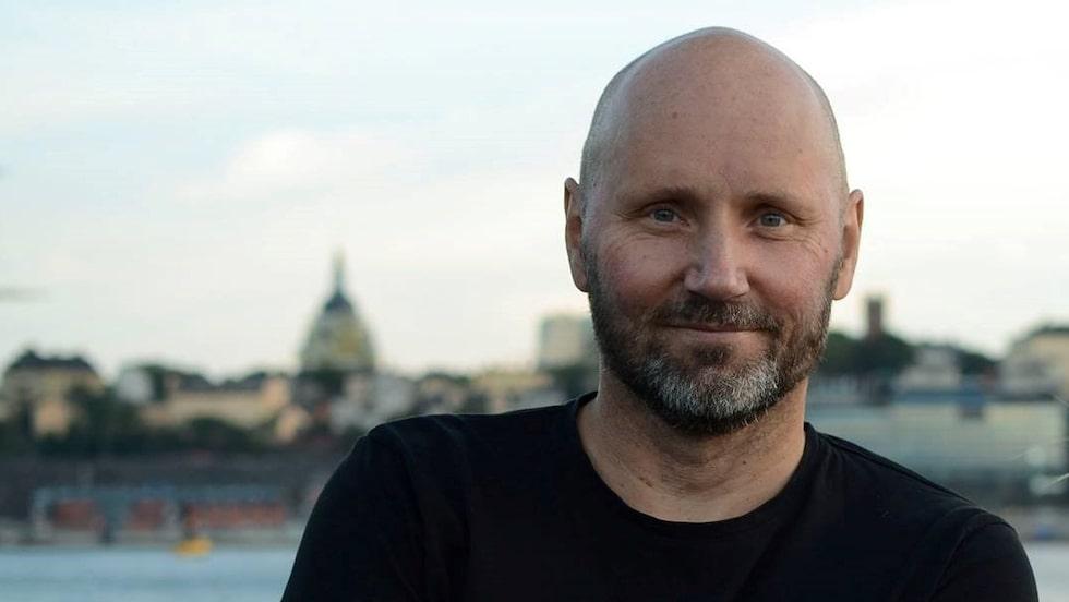 Björn Thulin, 56, springer långlopp och äter lågkolhydratskost.