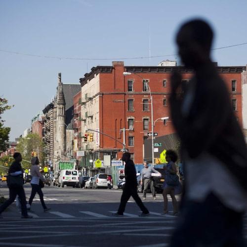 Harlem är en spännande stadsdel i New York.