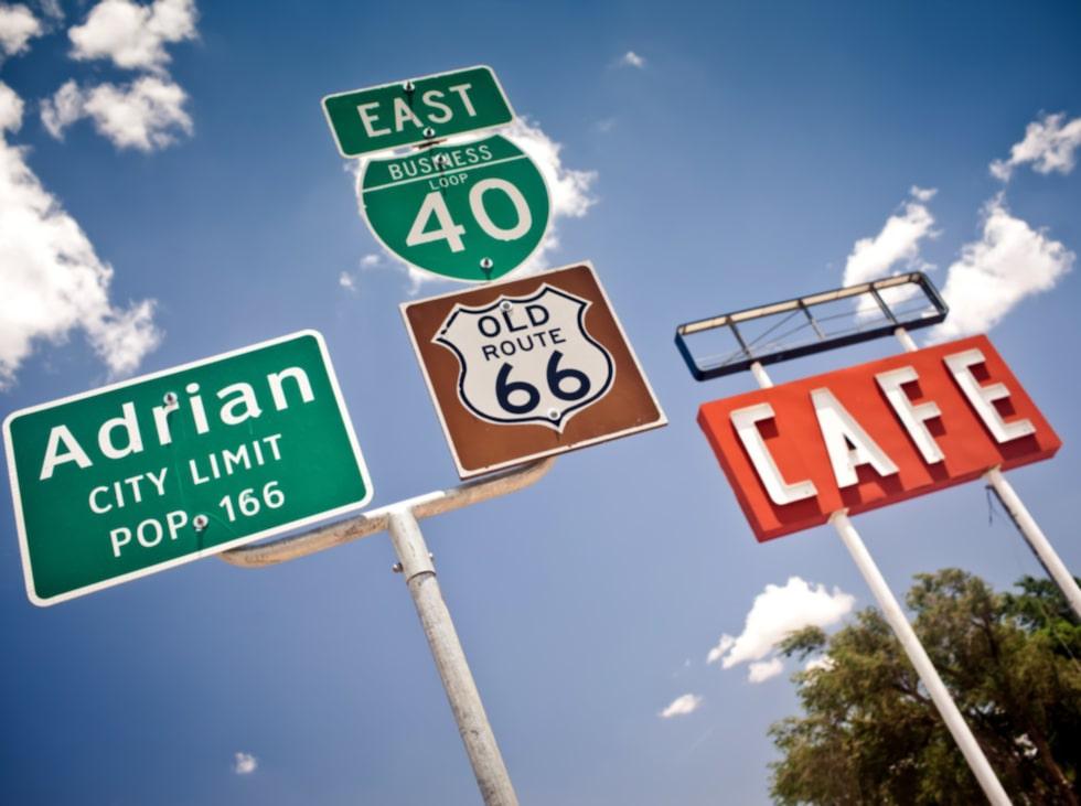 En roadtrip i USA i juni är ett hett tips.