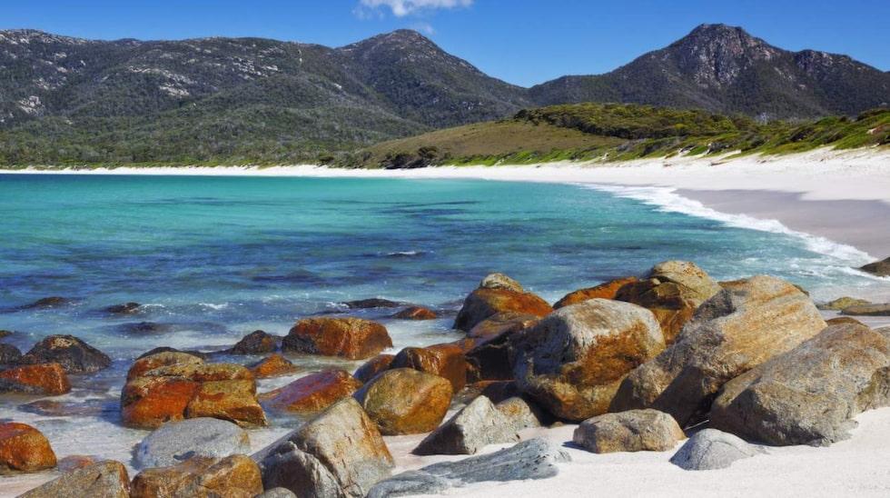Tasmanien, en mycket speciell ö med storslagna naturupplevelser.