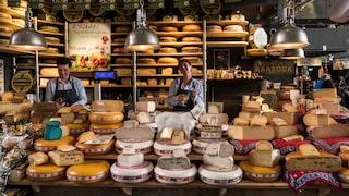 Städer i Nederländerna kända för sina ostar | Allt om Resor