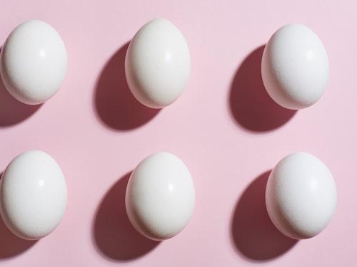 Ägg – ett bra val för både hälsa och vikt.