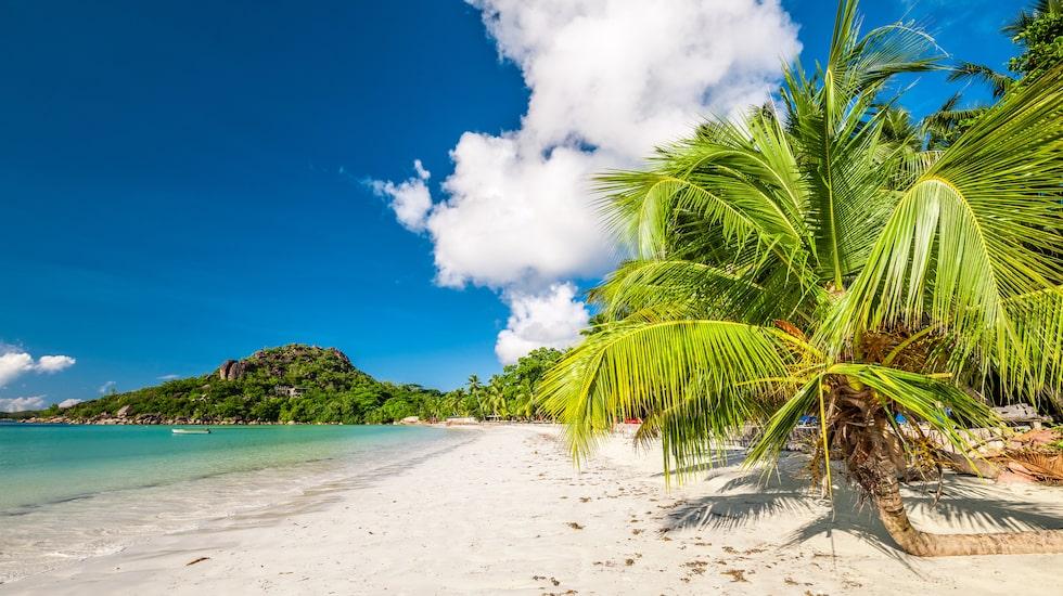 Seychellerna består av cirka 115 öar. De officiella språken är franska, engelska och seychellisk kreol.