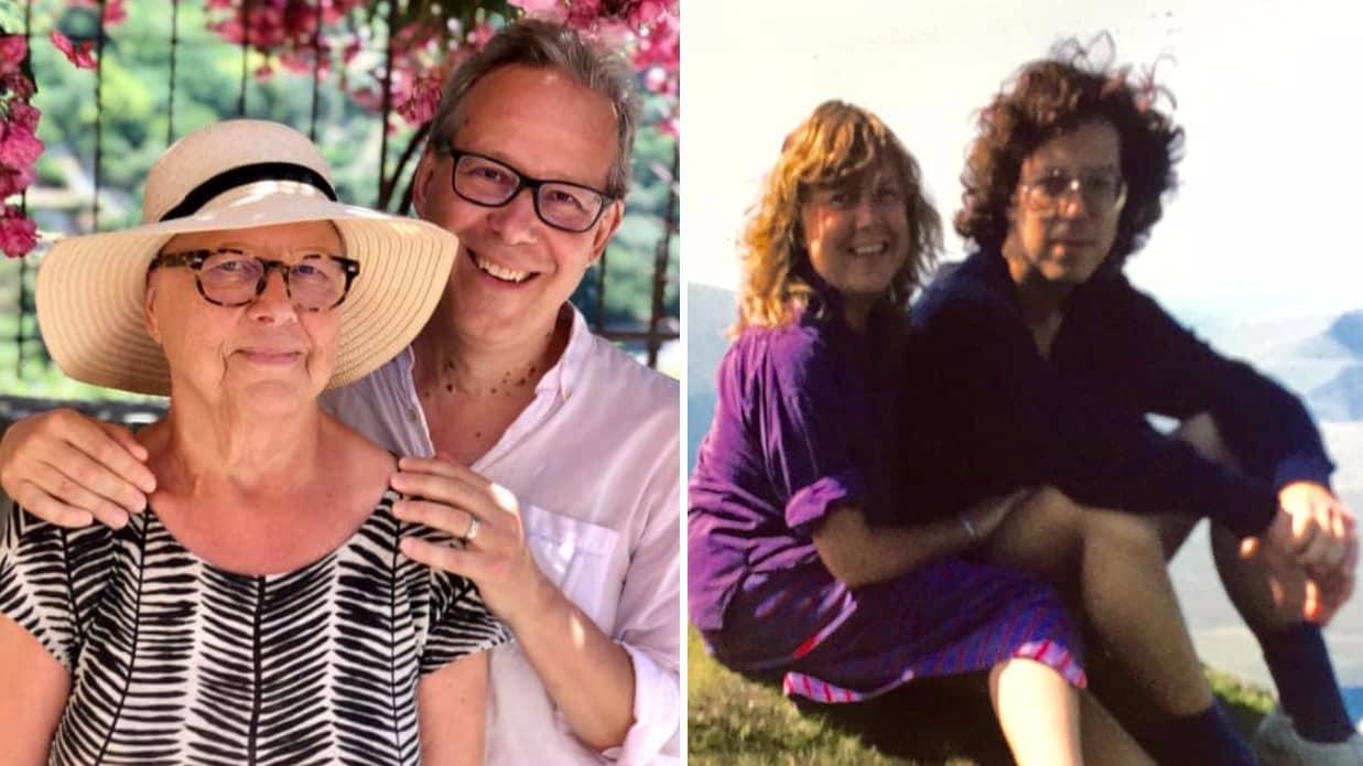 """SVT-profilens stora sorg – gripande orden om fruns tragiska bortgång: """"Min kärlek till dig är evig"""""""